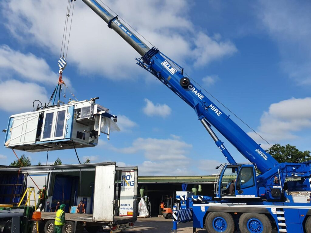 new production machinery
